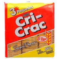 Galleta-cric-crac-tripack-EL-TRIGAL