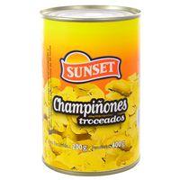 Champiñones-Trozados-SUNSET-400-g
