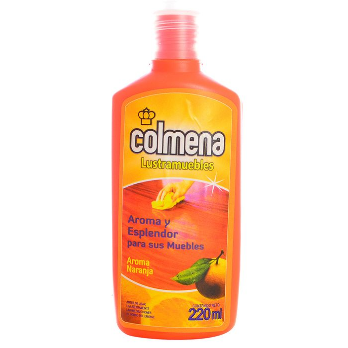 Lustramuebles-COLMENA-Naranja-pm.-220-ml