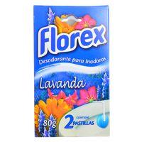 Desodorante-Inodoro-FLOREX-Lavanda-Doble-100-g