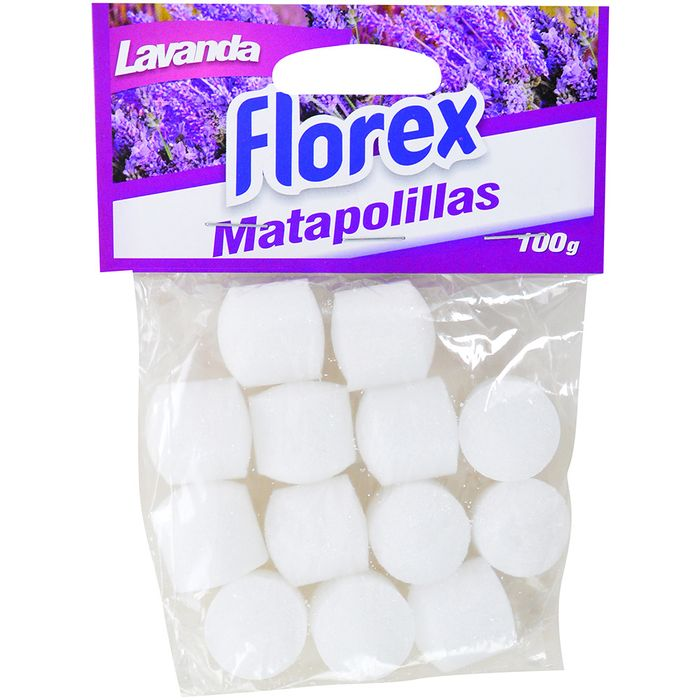 Antipolilla-Bolita-FLOREX-Lavanda-100-g