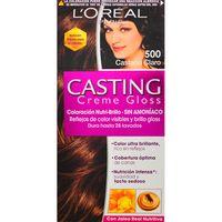 Coloracion-CASTING-Creme-Gloss-Castaño-Claro-500