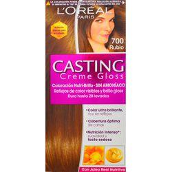 Coloracion-CASTING-Creme-Gloss-Rubio-700
