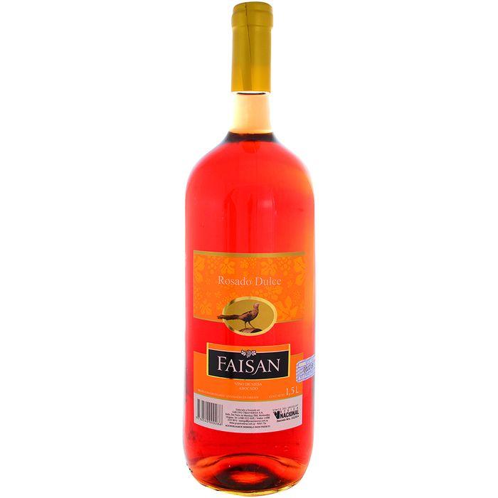 Vino-Rosado-Moscatel-Dulce-Faisan-1.5-L
