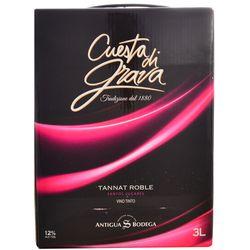 Vino-Tinto-Tannat-Roble-CUESTA-DI-GRAVA-3-L