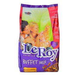 Alimento-para-Gato-LE-ROY-Mix-pq.1-kg