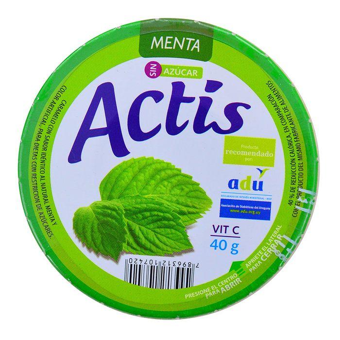 Caramelos-ACTIS-sin-azucar-Menta-40-g