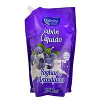 Jabon-Liquido-BALLERINA-Arandanos-doy-pack-1-L