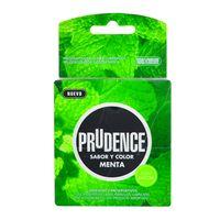 Preservativo-PRUDENCE-Menta-3-un.