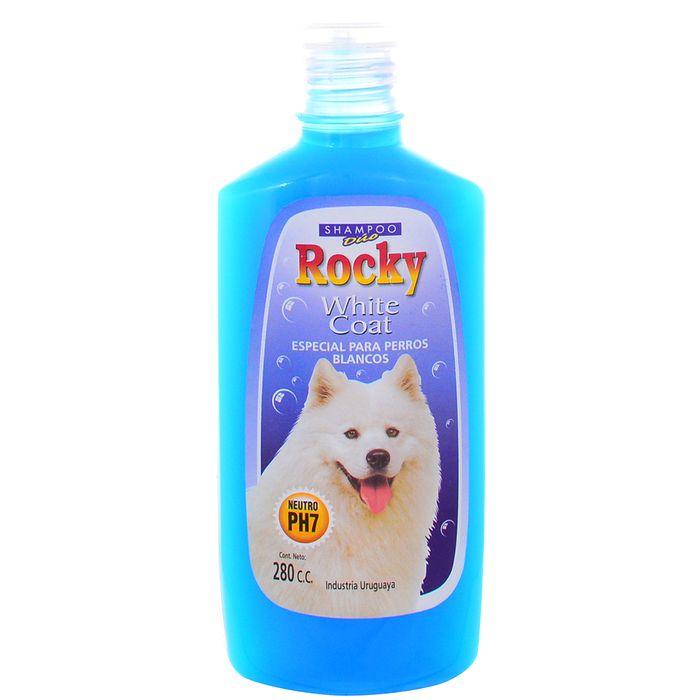 Shampoo-ROCKY-para-perros-blancos-sachet-280-ml