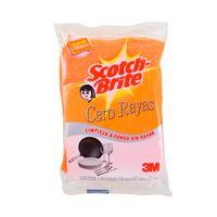 Fibra-Esponja-SCOTCH-BRITE-Cero-Rayas-Naranja