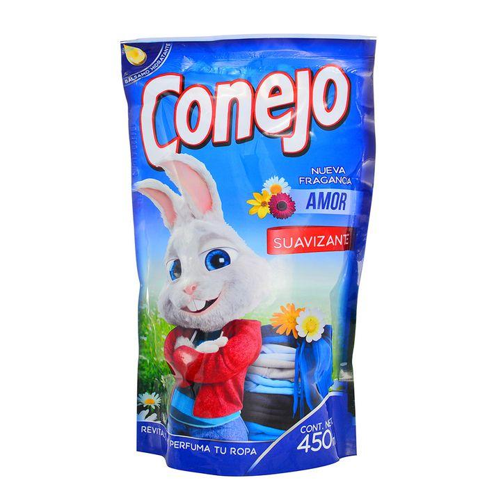 Suavizante-CONEJO-Amor-doy-pack-450-ml
