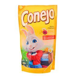 Suavizante-CONEJO-Caricia-doy-pack-450-ml