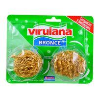Esponja-Bronce-Virulana-x-2