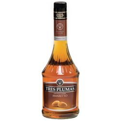 Licor-TRES-PLUMAS-Amaretto-bt.-700-ml