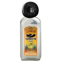 Tequila-SOMBRERO-NEGRO-Silver-bt.-750-ml