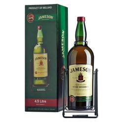 Whisky-Irlandes-JAMESON-4.5-L