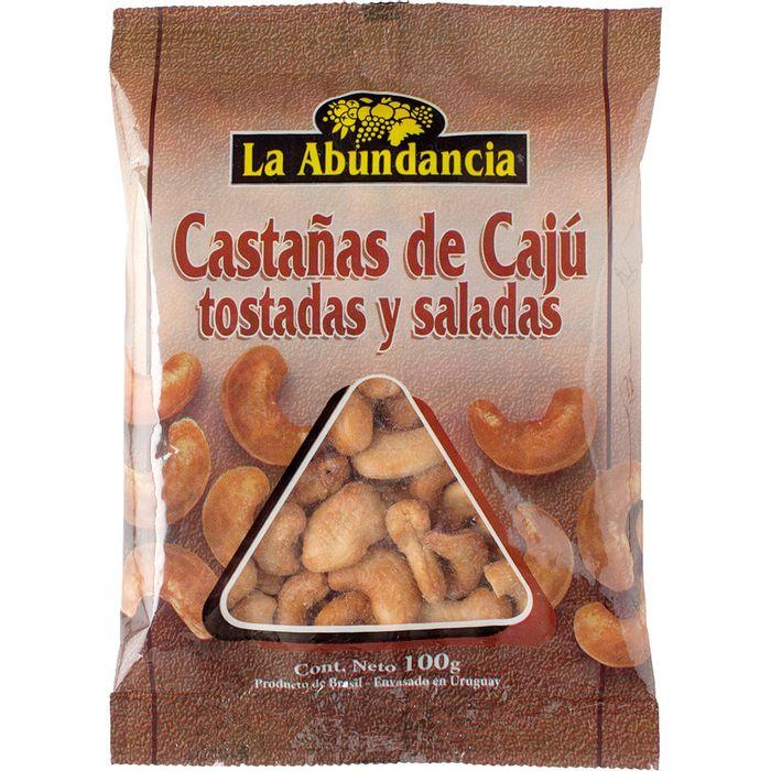 Castaña-caju-tostadas-y-saladas-LA-ABUNDANCIA-100-g
