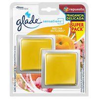 Desodorante-GLADE-Sensations-repuesto-X2-con-30--Descuento