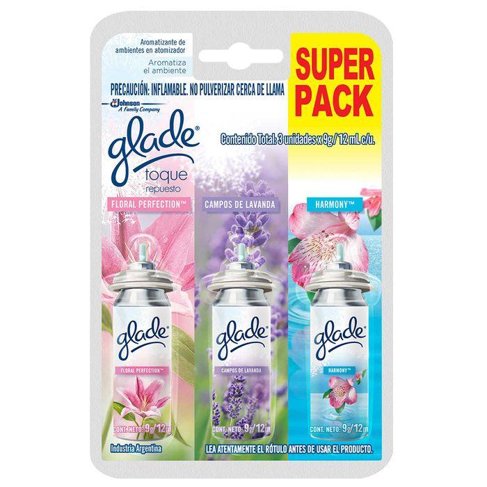 Pack-GLADE-Toque-repuesto-x3-con-25--Descuento