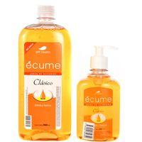 Jabon-ECUME-Clasico-Repuesto-1-L---valvula-340-ml