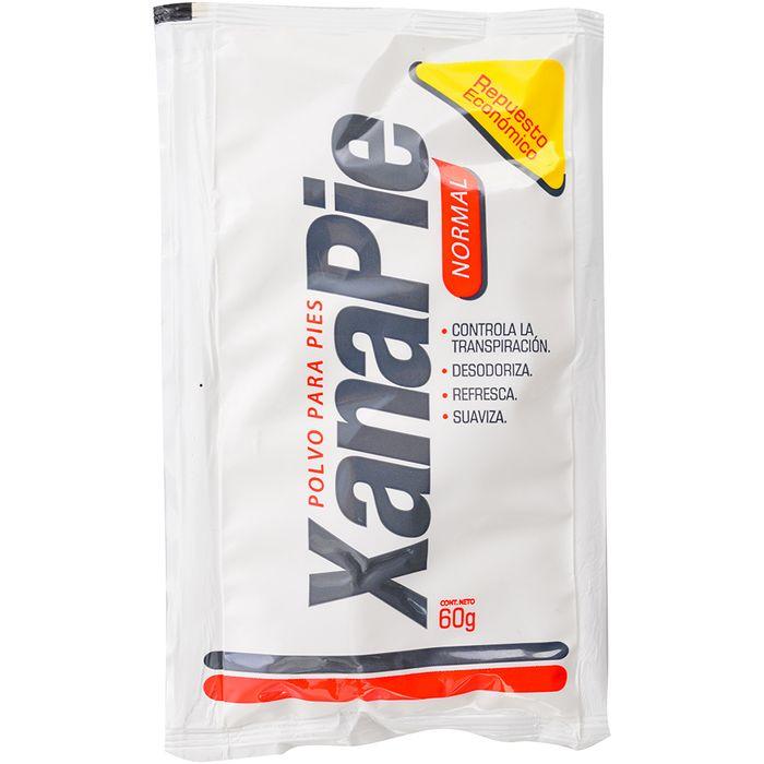 Polvo-para-Pies-XANAPIE-Rojo-Repuest-bl.-63-g
