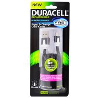 Cable-microusb-DURACELL-1.8mts-negro-Mod.-PRO428