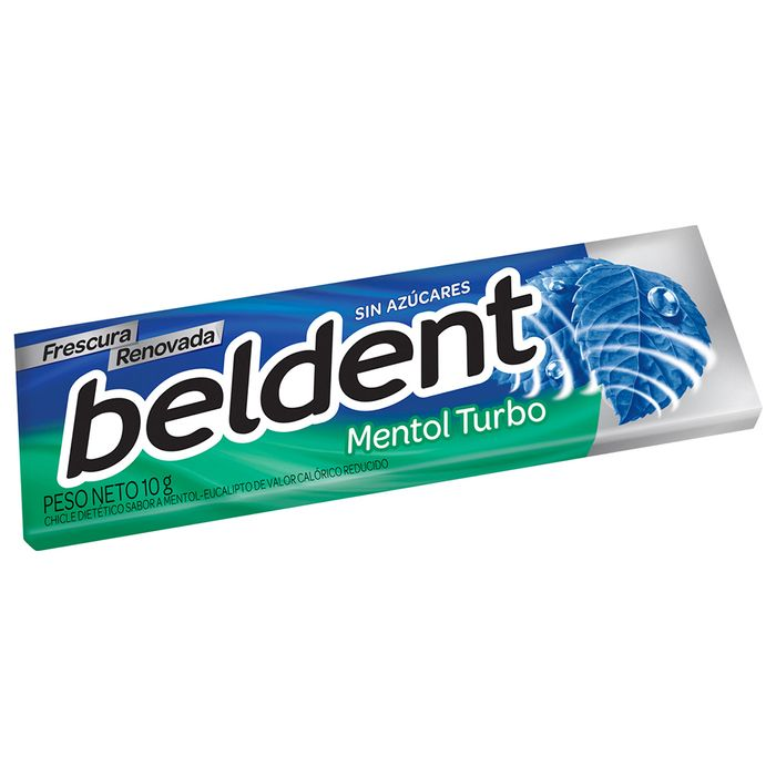 Chicle-Mentol-Turbo-BELDENT