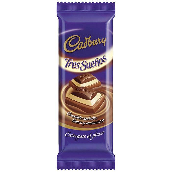 Chocolate-Tres-Sueños-CADBURY-160-g
