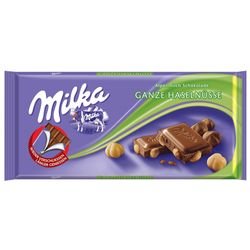 Chocolate-MILKA-Whole-100-g