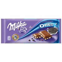 Chocolate-MILKA-oreo-100-g