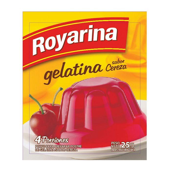 Gelatina-Cereza-ROYARINA-4-porciones