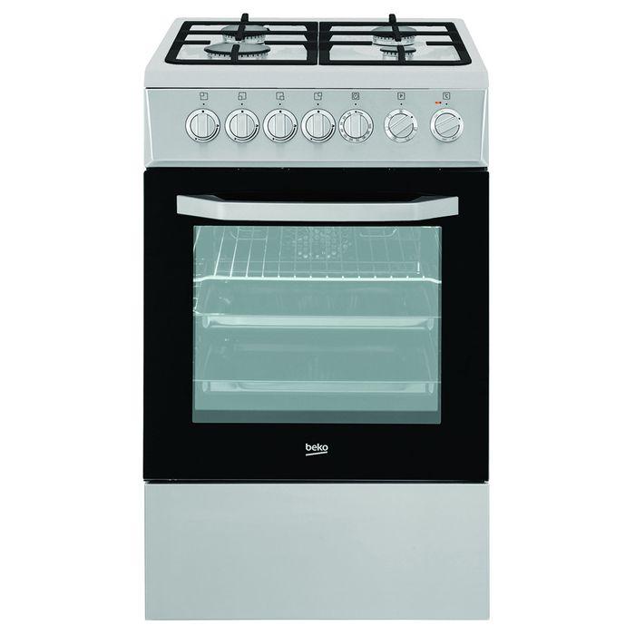 Cocina-BEKO-Mod.-CSE52120-GX-inoxidable-combinada