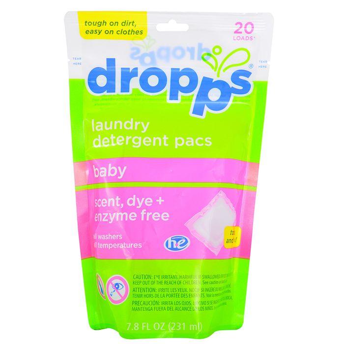 Detergente-Liquido-para-ropa-Dropps-Bebe-doy-pack-20-capsulas