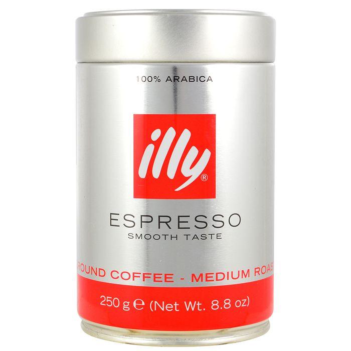Cafe-Molido-ILLY-Espresso-la.-250-g