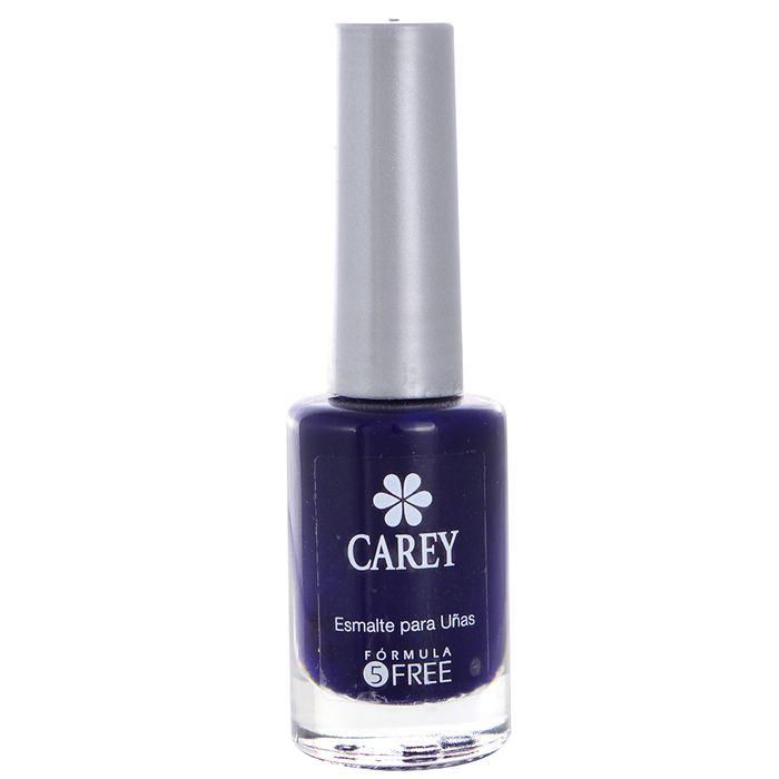 Esmalte-de-uñas-CAREY-N750-Azul-Oscuro-Cremoso
