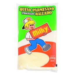 Queso-Rallado-MILKY-200-g