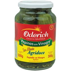 Pepinos-Agridulces-ODERICH-fco.-500-g