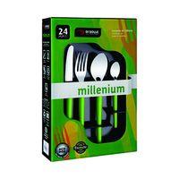 Juego-24-piezas-m-verde-pote-21.6x9cm-millenium-DI-SOLLE