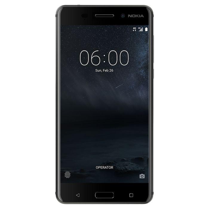 NOKIA-N6-Negro