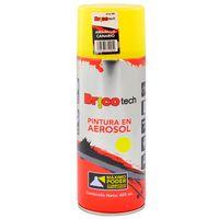 Pintura-en-aerosol-BRICO-TECH-amarillo-canario-400ml