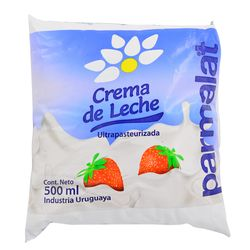 Crema de Leche Parmalat 500 cc