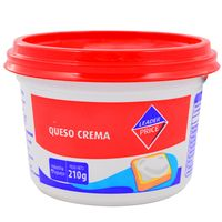 Queso-de-crema-LEADER-PRICE-pt.-210-g