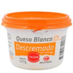 Queso-Blanco-Descremado-TALAR-pt.-220-g