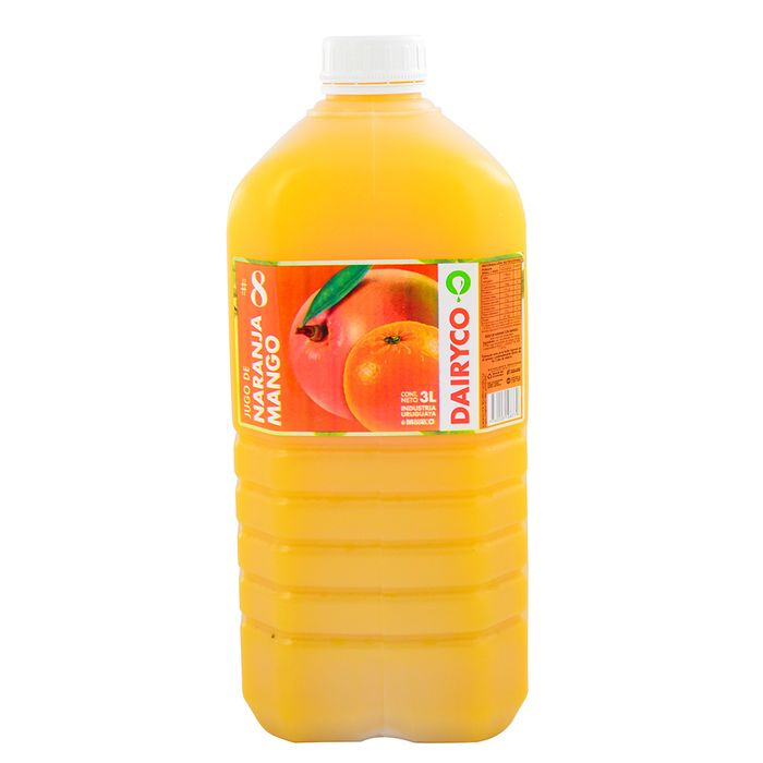 Jugo-Naranja-con-mango-DAIRYCO-bidon-3-L