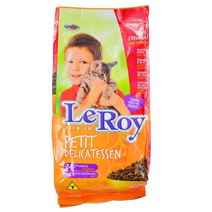 Alimento-para-Gato-LE-ROY-PETIT--500-g