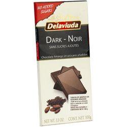 Chocolate-DELAVIUDA-Negro-sin-azucar-100-g