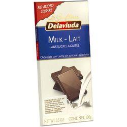 Chocolate-DELAVIUDA-Leche-sin-azucar-100-g