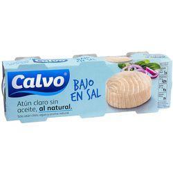 Atun-Claro-Bajo-en-Sal-Al-Natural--CALVO-Pack-X3