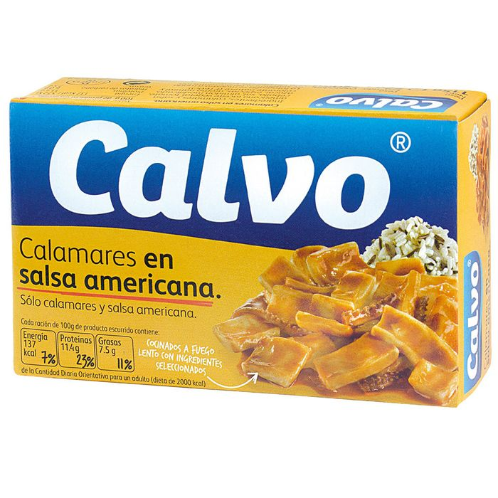 Calamares-Salsa-Americana-CALVO-la.-115-g